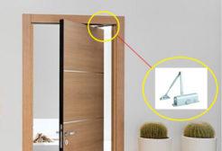 Lợi ích sử dụng tay co thủy lực cho cửa chung cư