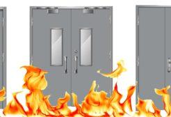 Tác dụng của tay co thủy lực với cửa chống cháy